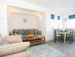 Wonderful 2 bed Garden Flat & Parking Rye Sleeps 6