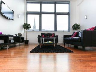 Week2Week Spacious City Centre Apartment