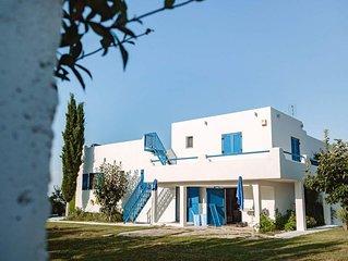 Navy Greece Vacation Villa