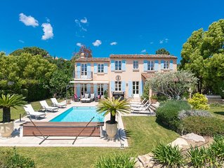 Villa Fairway - St Topez