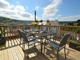 Peaceful Holiday Home in Kingswear Devon with Terrace
