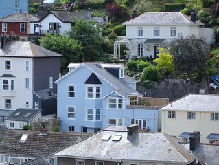 Holiday Home In Dartmouth With Great Views And Private Parking