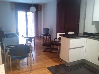 Apartamento para 4 personas centro de Irun