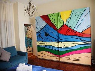 Stendhal14 - Maison Stendhal casa di pregio Napoli centro