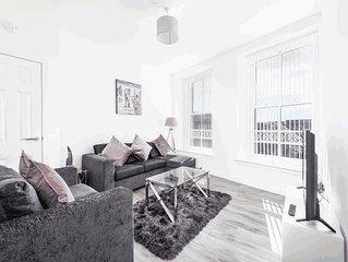 Casa Fresa - Cowgate Apartment -Modern City Centre