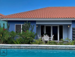 Brand New!! 'Casa Sirena' in paradise Curacao