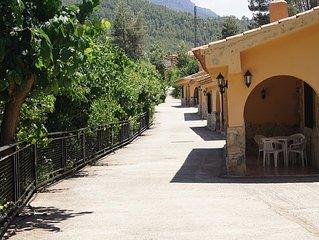 Casa rural (alquiler íntegro) Bahía del Río Segura para 6 personas