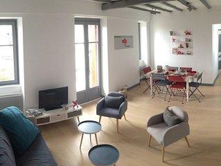 Appartement duplex - tres bien situe