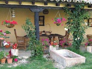 Casa rural (alquiler integro) Ni4gatos para 2 personas