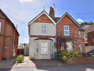 Four Bed Family Holiday Home centrally located in Bembridge, Isle of Wight