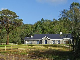 Detached cottage, completed in traditional style, situated in a quiet wooded set