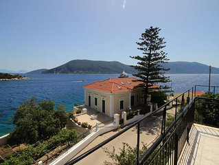 Sonia's Apartment in Fiscardo Waterfront