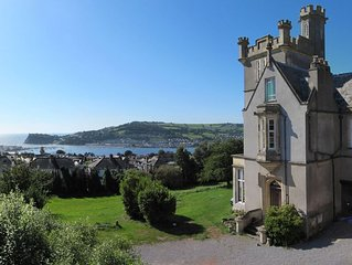 Yannon Towers. A beautiful  'Castle' with magical sea and estuary views.