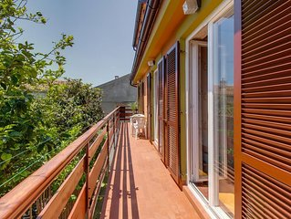 Three bedroom apartment with balcony Mali Lošinj (Lošinj) (A-2484-a)