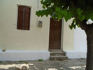 Beautiful Cottage Situated In The Heart Of Traditional Crete