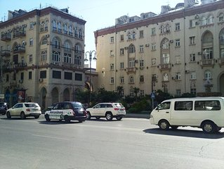 Low cost stay in family apartments close to the City Center