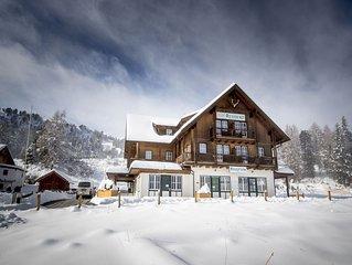 Cozy Apartment near Ski Area in Turracherhohe