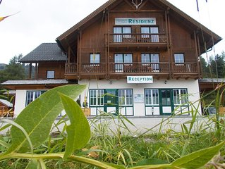 Luxurious Apartment in Turracherhohe near Sea