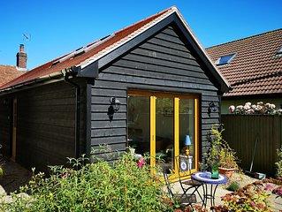 The Bird House at Woodburn Cottage, Dedham
