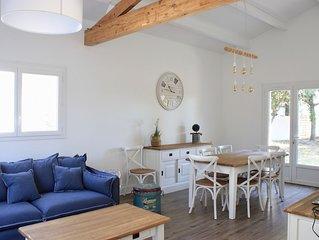 Maison de famille pour 10 personnes à Jard sur Mer (5 chambres) sur parc