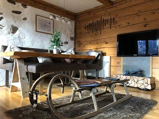 Desirable apartment in Petit Chatel       MORE INFO AT  www.*******************