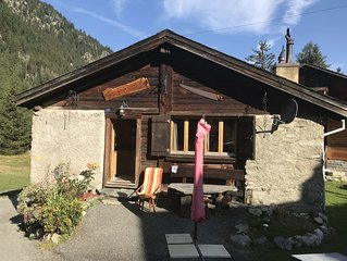 Chalet 'Le Grandzon' Champex-Lac, tout confort, calme (entierement renove)