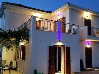 Luxury Villa with Private Pool & Parking near Lixouri Kefalonia.