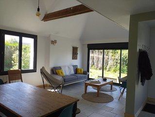 Maison idealement placee dans ce petit coin de paradis qu'est Port Navalo!