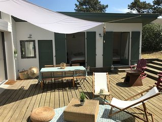 Villa Shell Beach Petit-Piquey