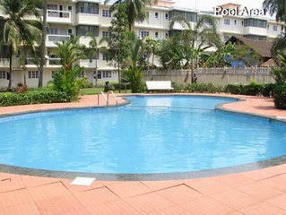 Sunny, Luxury 2BHK Apart,COLVA south GOA
