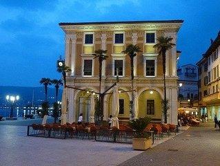 Nel cuore del centro storico rilassante Loft per le vostre vacanze.
