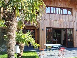 VILLA PASTEUR - Superbe Villa entierement renovee esprit bassin