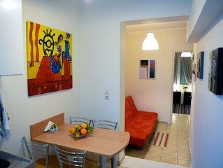 Patras Center Apartment - New Port