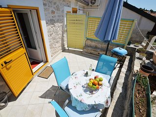 Apartments Sunce / One bedroom apartment-Plavi