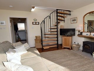 Beach holiday cottage