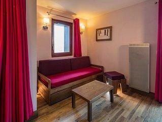 Coeur de la station | Appart Duplex cosy + spacieux avec cuisine
