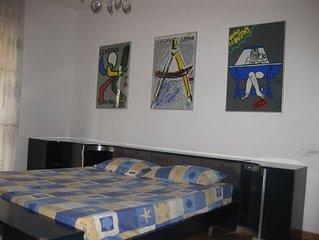 Ampio e luminoso appartamento in Aosta