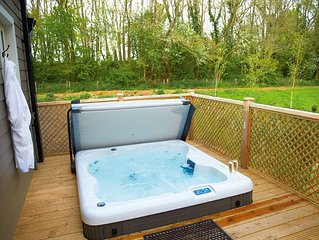Campion Lodge holiday cottage is located near Colchester and set in some amazing