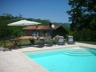 Villa Gambo in the beautiful Lucca
