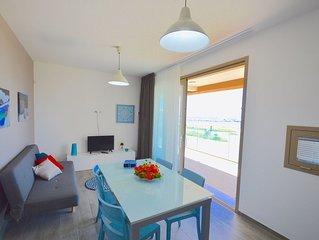 Yachting Apartment - accogliente appartamento fronte mare