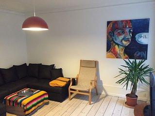 Big, cozy apartment in hippest area