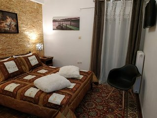 Sweet Home Apartment in the center of the city