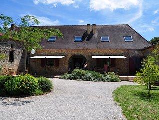 Maison de charme  Vallée de la Dordogne
