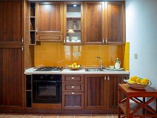 Villamirella: family-friendly apartment very large and comfortable