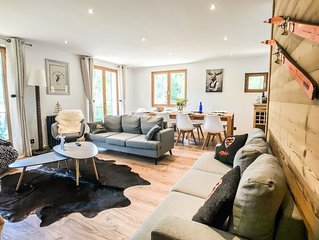 Apartment-Premium-Ensuite-Mountain View-FLECHE D'OR - VALLOIRE