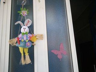 Casa Deli - Le farfalle blu