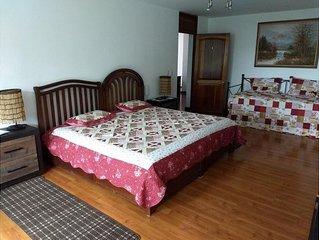 Casa con Apartamento Vista Real zona 15 Guatemala