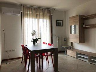 Appartamento residenziale con posto auto privato