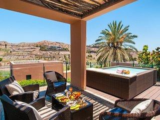 Villa  Salobre Los Lagos 20 un Oasis privado