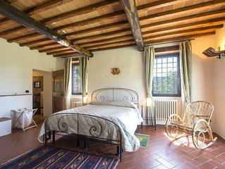 Ferienhaus Cafaggio di Sopra in Firenze - 9 Personen, 4 Schlafzimmer